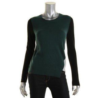 Dylan Gray Womens Cashmere Long Sleeves Sweater