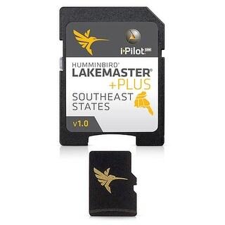 Humminbird LakeMaster PLUS Southeast States GPS Maps v2.0 600023-5 with i-Pilot Compatibility