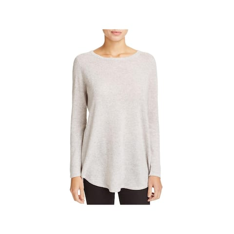 Private Label Womens Pullover Sweater Cashmere Crew Neck