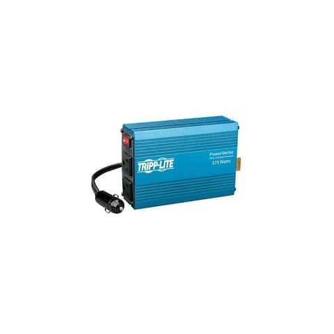Tripp Lite 656314B Tripp Lite PV375 Portable Auto Inverter 375W 12V DC to AC 120V