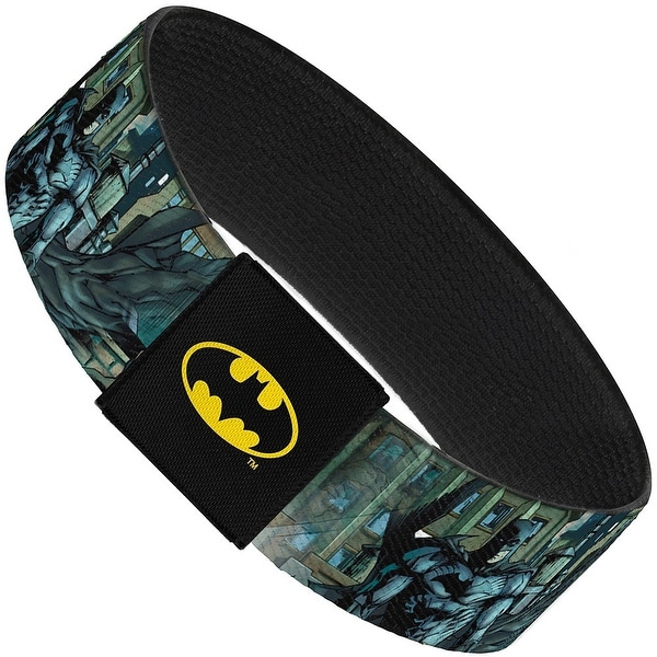 The New 52 Detective Comics Issue #1 Batman & James Gordon Scene Elastic Elastic Bracelet