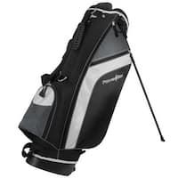 Powerbilt Santa Rosa Black/Charcoal Stand Golf Bag