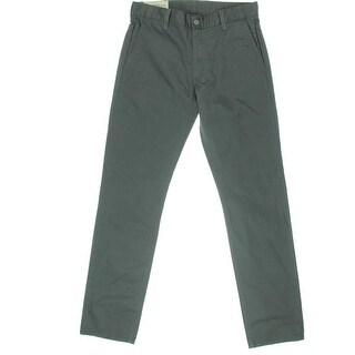 Levi's Mens 511 Slim Flat Front Trouser Pants - 30/32