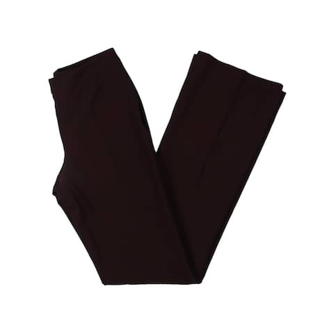 BOSS Hugo Boss Womens Dress Pants Pleated Textured - 2