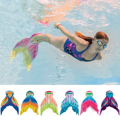 FINIS Mermaid Swim Fin Cover - One Size