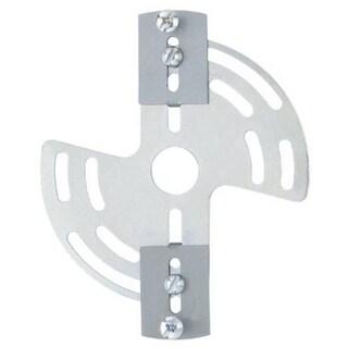 Westinghouse 70111 All Purpose Adjustable Crossbar, Metallic Silver