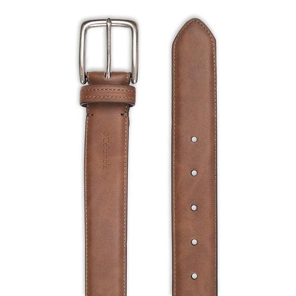 Columbia mens Columbia Trinity Mens 35mm Feather Edge Belt