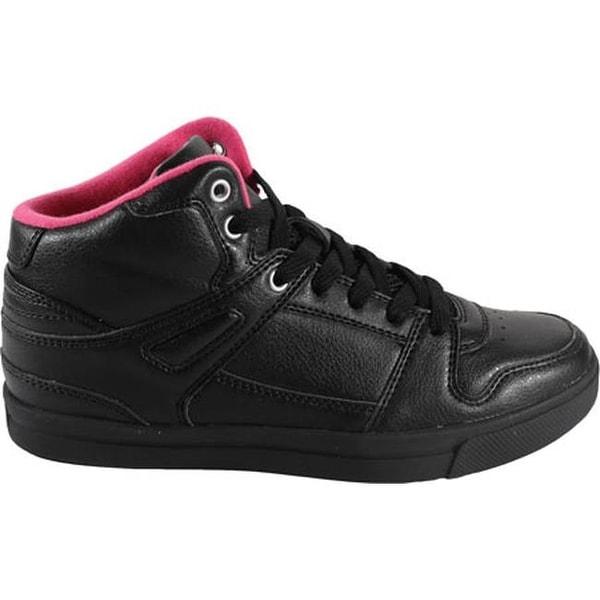 374e0600a811 Shop Gotta Flurt Women s Swerve II Black Tumbled Synthetic - On Sale ...