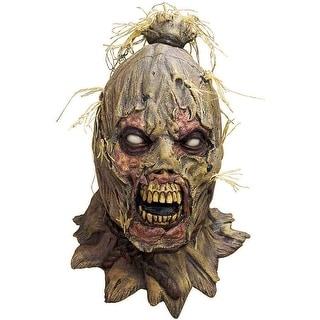 Ghoulish Masks Scareborn Adult Mask - Brown
