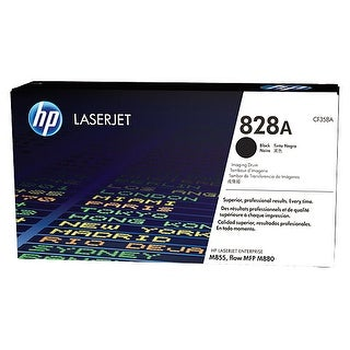 HP 828A BLACK IMAGING DRUM FOR (CF358A)(Single Pack) HP 828A Black LaserJet Imaging Drum - 30000 Page - 1 Pack - OEM