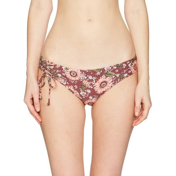 fffcd199d34 Shop O'Neill Womens Medium Low-Rise Bikini Bottom Swimwear - Free ...