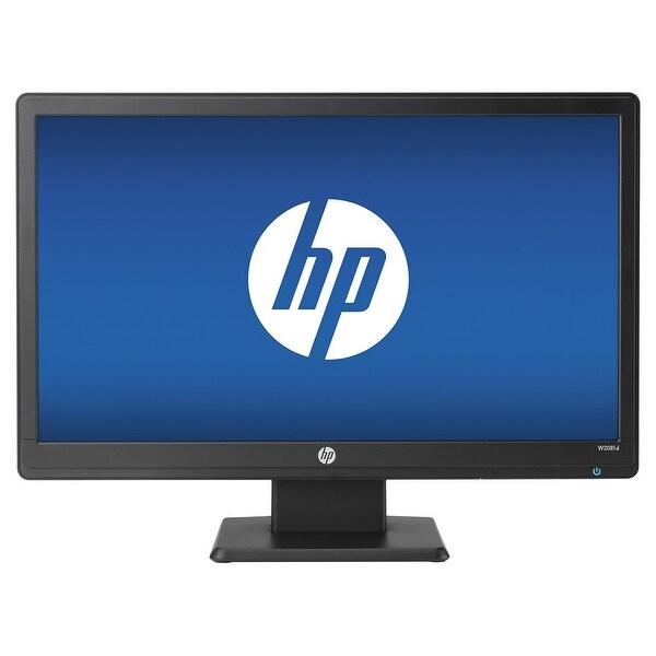 "Refurbished - HP W2081D 20"" LED Backlit Monitor 5ms 1600x900 Full HD VGA DVI"