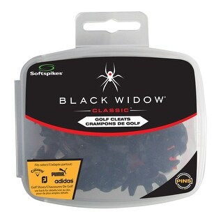 Softspikes Black Widow Classic Cleat - PINS Kit