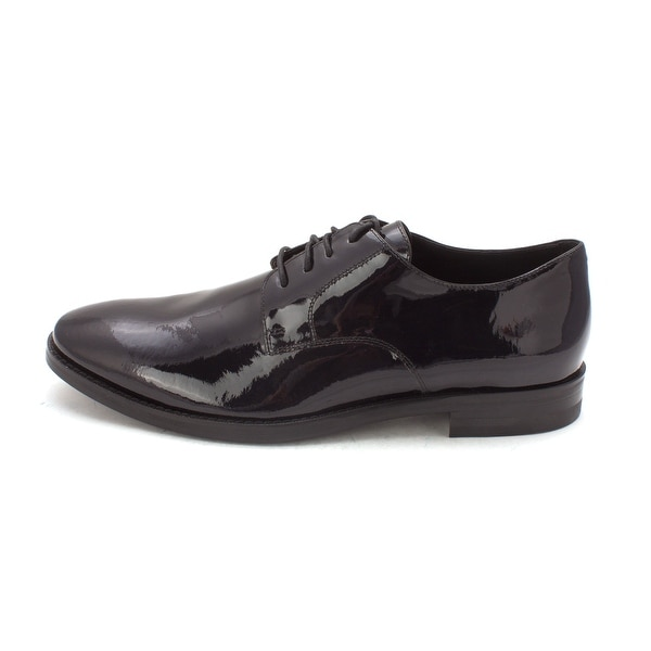 Cole Haan Mens Cambridge Plain Oxford Lace Up Casual Oxfords - 8.5