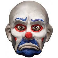 Joker Clown Mask Child Costume Accessory