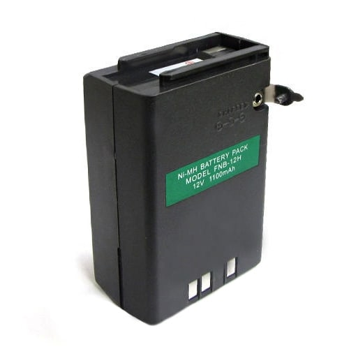Battery for Yaesu FNB-12 Single Pack Replacement Battery