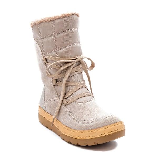 BareTraps Lancy Women's Boots Clay