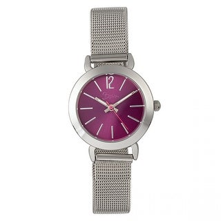 Boum Feroce Women's Quartz Watch, Stainless Steel Band