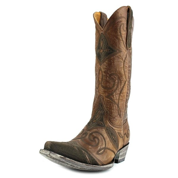 """Old Gringo Cartagena 13"""" Square Toe Leather Western Boot"""