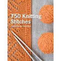 St. Martin's Books-750 Knitting Stitches
