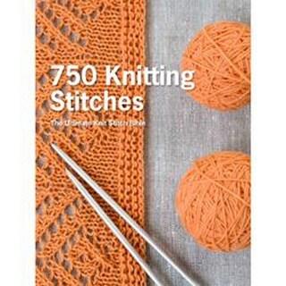 St. Martin's Books-750 Knitting Stitches