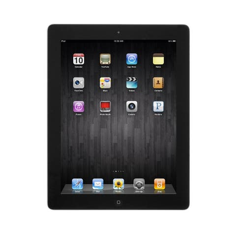 Apple iPad 4 MD511LL/A (32GB, Wi-Fi, Black) (Refurbished)