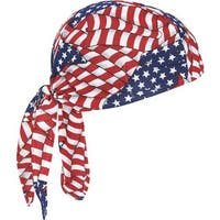 Ergodyne Stars Stripes Dew Rag 12477 Unit: EACH