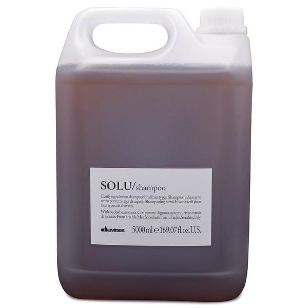 Davines Solu Clarifying Shampoo 169.07 Oz