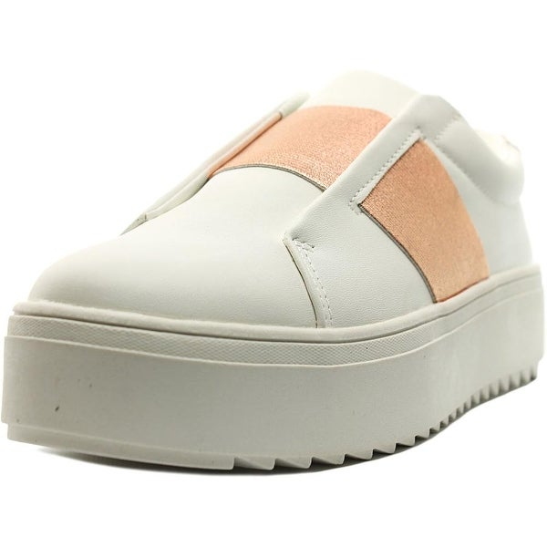 Lust for Life Battle Women Synthetic White Fashion Sneakers