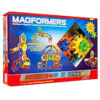 Magformers Magnets in Motion 61-Piece Gear Set - Multi
