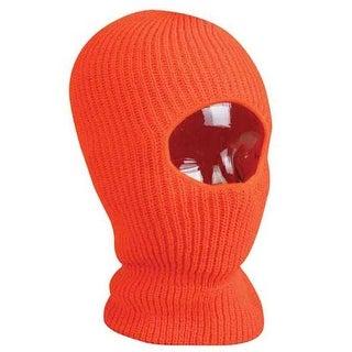 Outdoor Cap Orange Lite Ski Mask