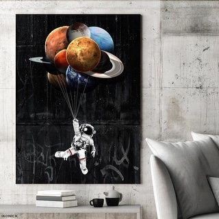IKONICK Stars The Limit Canvas Art