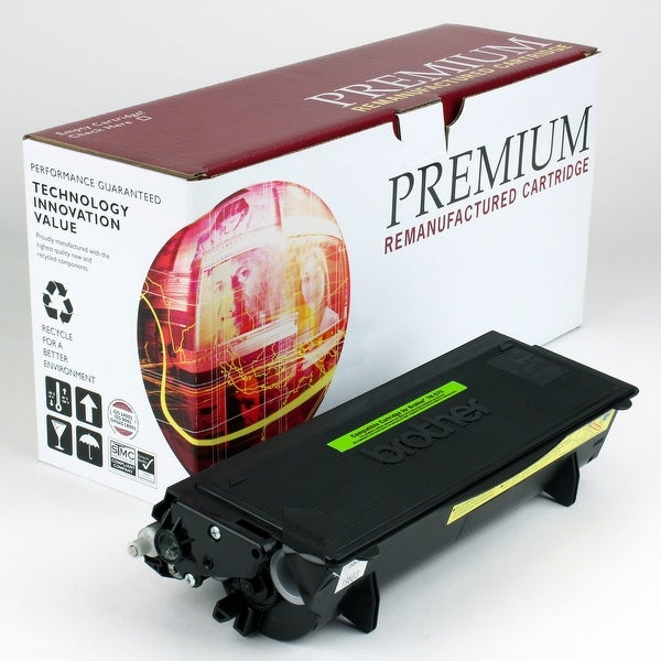 Re Premium Brand replacement for Brother TN570 Toner (6,700 Yield)