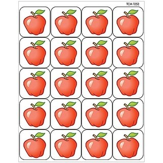 (12 Pk) Apples Stickers