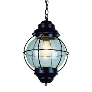Trans Globe Lighting 69903 Single Light Down Lighting Medium Outdoor Pendant from the Outdoor Collection