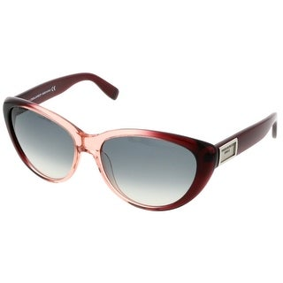 Dsquared DQ0145/S 71B Pink Gradient Cateye Sunglasses