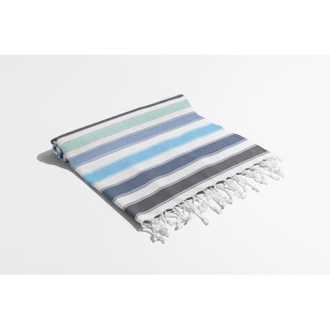 Arkwright Oversized Sandfree Turkish Towels (100% Cotton) - 35 x 75 in.