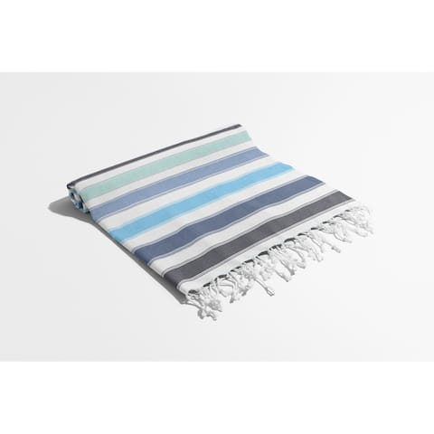 Arkwright Sandfree Turkish Towels (100 percent Cotton, 35 x 75 in.) - 35 x 75 in.