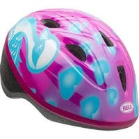 Bell Sports 215648 Toddler Girl Zoomer Helmet