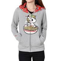 Tokidoki Womens' Ramen Unicorno Hoodie Jacket