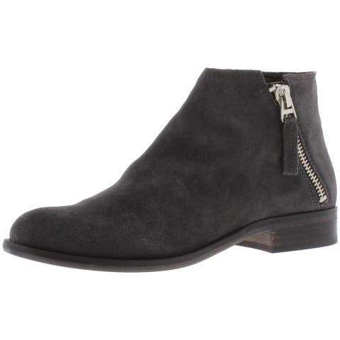 Dolce Vita Womens Vesa Booties Solid Ankle