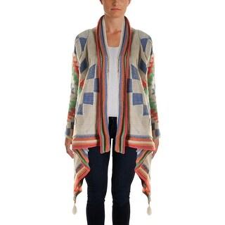 Lauren Ralph Lauren Womens Cardigan Sweater Knit Pattern