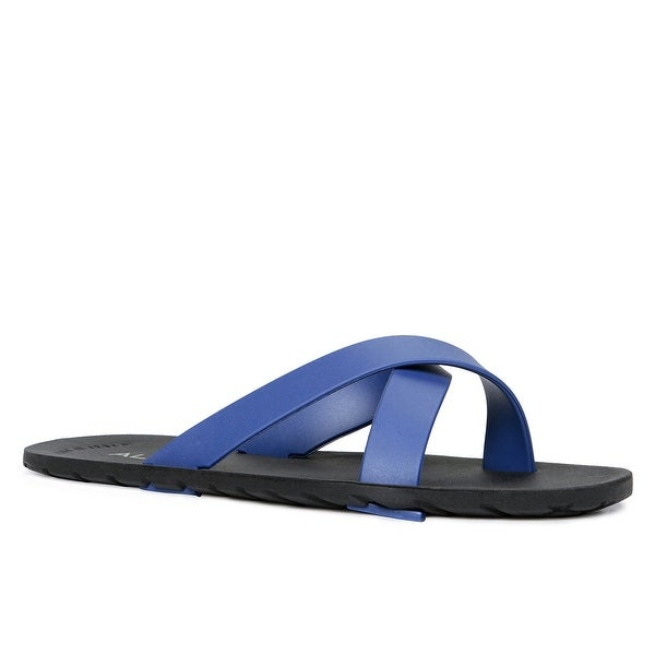 Aldo Mens Yigueal Slip On Open Toe Slides - 9