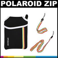 Polaroid Deluxe STARTER KIT For The Polaroid Zip Instant Mobile Printer - Great Add On Package