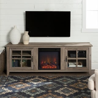 Link to Copper Grove Dornbirn 70-inch Fireplace TV Console Similar Items in Living Room Furniture