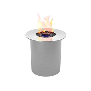 Link to Regal Flame Pro Circular Convert Gel Fuel Cans to Ethanol Cup Burner Insert Similar Items in Fireplaces