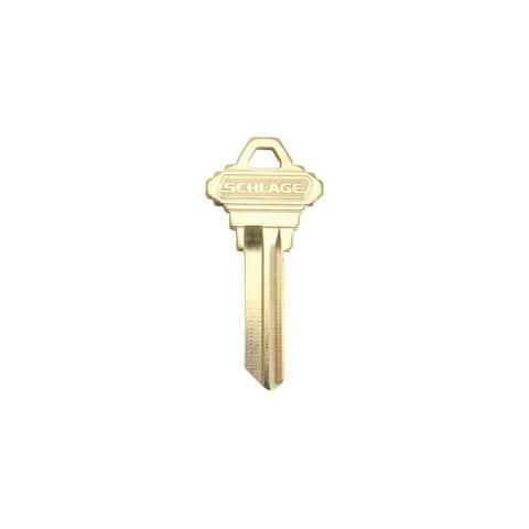Schlage 35101C Blank Key for type C Keyways