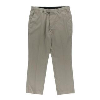Perry Ellis Portfolio Mens Dress Pants Woven Solid - 36/30
