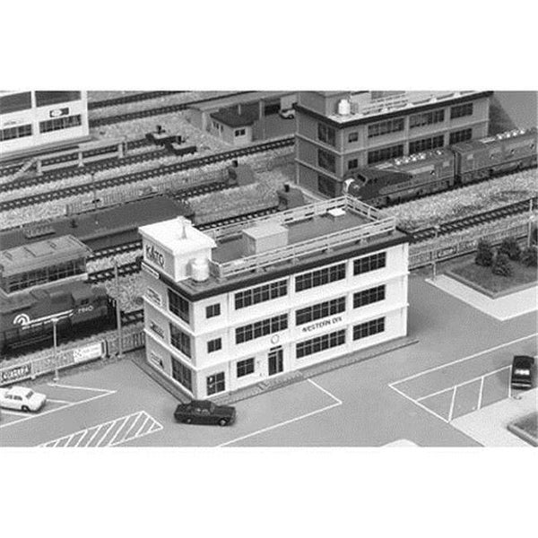 Shop Kato Kat23 310 N Scale Industrial Building Kit