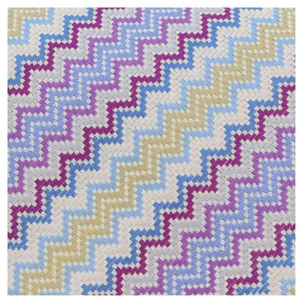 Missoni U5092 Navy//Lavender Polka Dot 100/% Silk Tie for mens